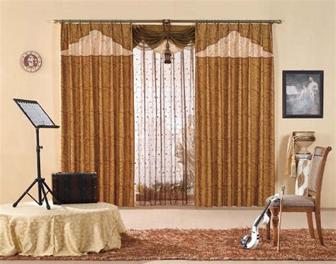 house of decor living room curtains and drapes