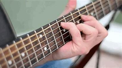Guitar Strings Vibrating Guitars Playing Animation Nothing