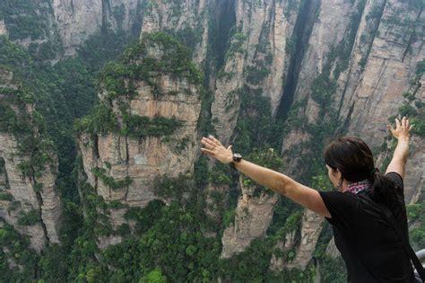 Zhangjiajie National Forest Park – Avatar Mountains