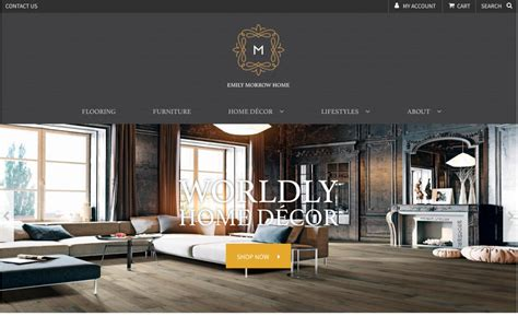 floor and decor website emily morrow home launches home decor site 2018 01 26 floor trends magazine