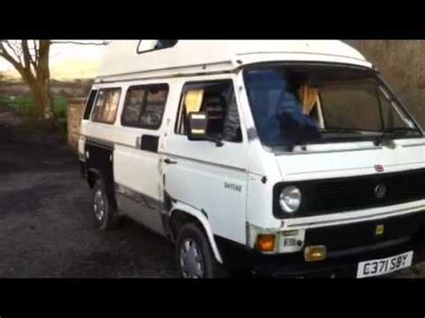 Vw T25 Chassis & Body Repair  Part 7 Youtube
