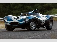 Jaguar DType [501] 1955 Wallpapers and HD Images Car