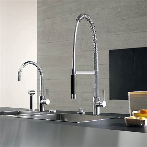 robinet de cuisine design robinet de cuisine avec douchette tara ultra by dornbracht