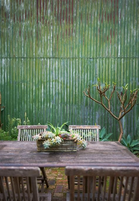 25 Best Images About Corrugated Iron On Pinterest