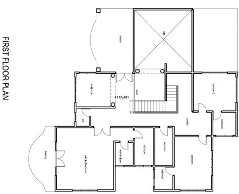 bedroom house plans  ghana liberia sierra leone
