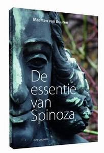 De essentie van Spinoza Van Buuren 9789491693908 Boom Filosofie