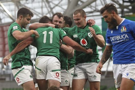 Ireland team vs France in Six Nations 2020: The starting ...