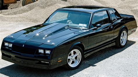 chevrolet monte carlo ss technical details history photos on better parts ltd