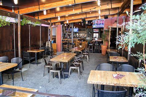 ballard loft neighborhood sports bar restaurant