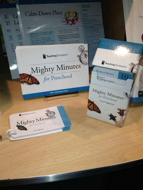 mighty minutes   creative curriculum