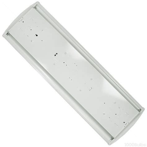 4 l f32t8 fluorescent fixture eclmw432swh