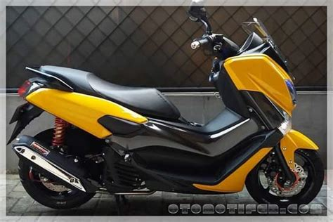 Modif Babylook modifikasi nmax 2019 simple touring modif jari jari