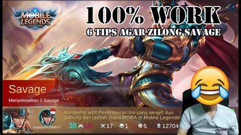 6 Tips Zilong