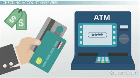 checking account definition types