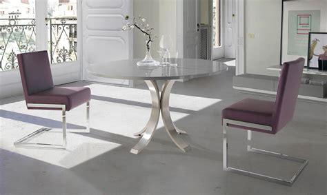 mesa de comedor redonda moderna maddox en portobellostreetes