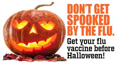 flu shot halloween volusia mom