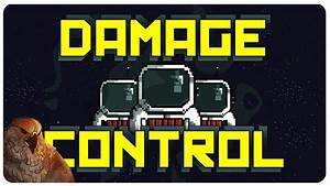 DAMAGE CONTROL Gameplay ★ Falcon 1 Shot ★ Let's Play ...
