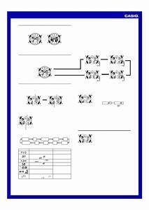Casio Ga100-1a1 Operation Manual