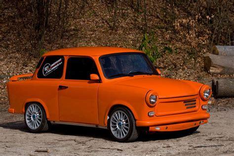 totalcar magazin mazsola  narancssarga tuning trabant