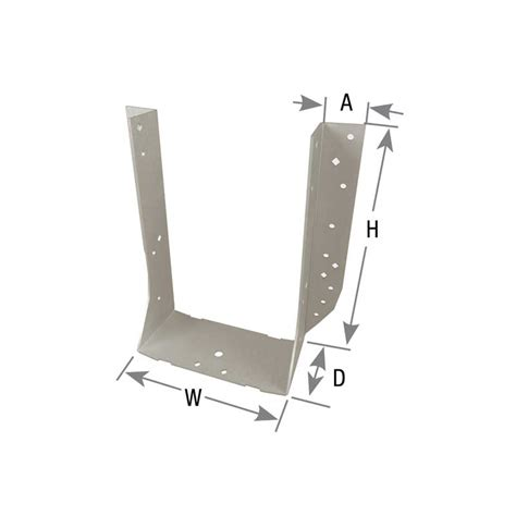 Decorative Joist Hangers Canada by Hd Heavy Duty Mount Hangers Canada Usp Structural