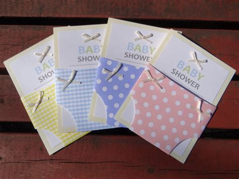 best homemade baby shower invitations Baby shower