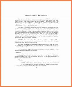 5 business associate agreement template 2017 purchase With baa agreement template