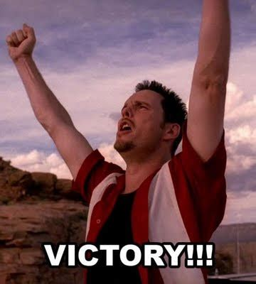 Victory Meme Face - mark wahlberg presents the big 12 wide right natty lite