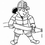 Community Helpers Coloring Fireman Fire Pages Fighter Hat Firefighter Extinguishing Drawing Street Printable Success Colouring Jobs Way Print Netart Getcolorings sketch template