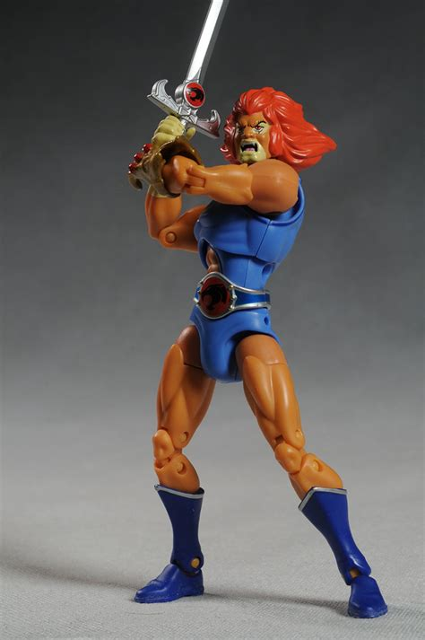 review    thundercats classic lion  action