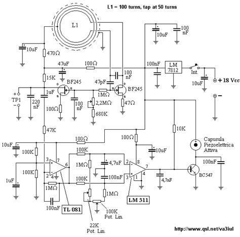 Sensors Detectors Metal Electronic Circuits