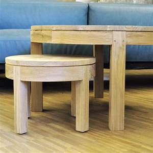 Massivholz Tisch : massivholz tisch franky aus teak moebel kolonie ~ Pilothousefishingboats.com Haus und Dekorationen