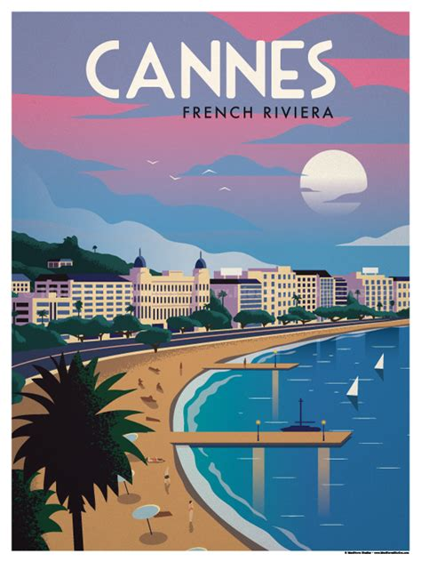 IdeaStorm Studio Store — Cannes Poster