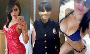 New York Cop Works As A Lingerie Model When Off Duty