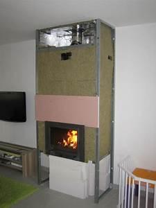 reportage d39installation d39un foyer ferme 54 messages With caisson de decompression cheminee