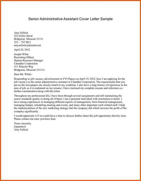 best cover letter sles apa exles