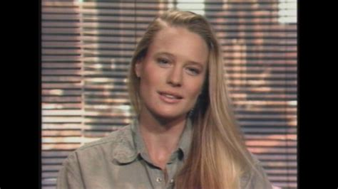 Oct. 5, 1987: Robin Wright, Cary Elwes discuss 'The ...