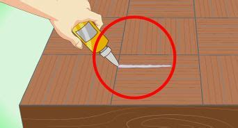 ways  clean  trex deck wikihow