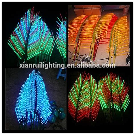 professional cheap factory price christmas light tree