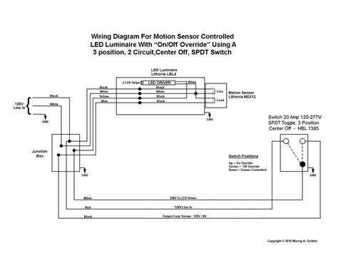 What Kind Switch Operate Bypass Motion Sensor