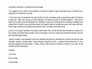 writing a recommendation letter for a student teacher jobs