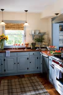 country cottage kitchen cabinets 15 ways to add color to your kitchen sag harbor open 5952