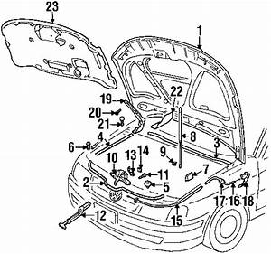 31 2001 Vw Beetle Parts Diagram