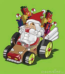 Santa Christmas Delivery Gifts