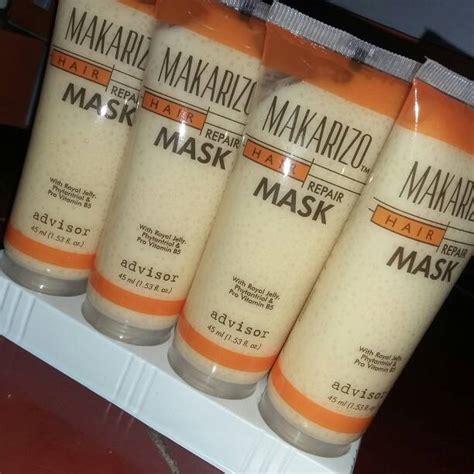 vitamin makarizo untuk rambut kering hair mask repair makarizo masker rambut must muss