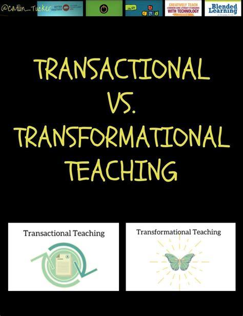 teachers  trained  leadership styles
