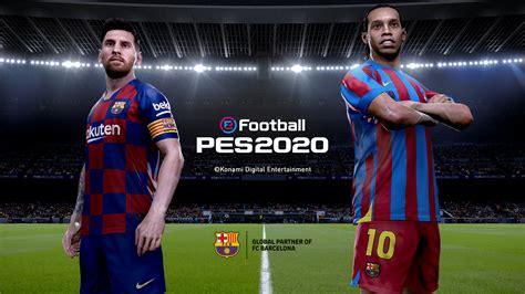PES 2020 Screenshots – FIFPlay