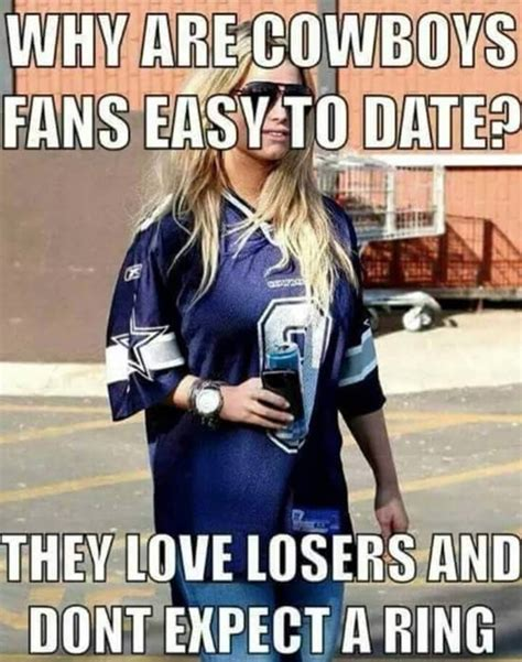 Cowboys Memes 20 Great Anti Cowboys Memes Ahead Of Today S Playoff