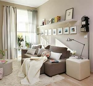 Kleines Büro Einrichten Ideen : kleines wohnzimmer einrichten ideen m belideen ~ Lizthompson.info Haus und Dekorationen