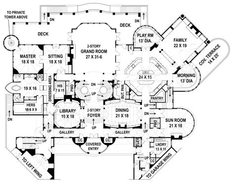 balmoral castle floor plan ideas