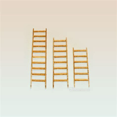 Not finding what you're looking for? Kit 3 escaleras de madera a escala 1:35 de Plus Model Ref: 401